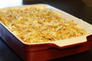 tuna noodle casserole raw